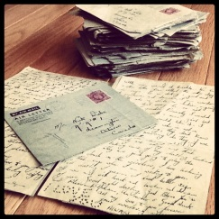 letters to papa